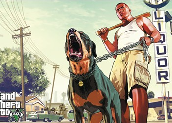 Grand Theft Auto 5: Three times the fun