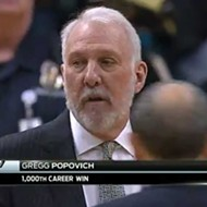 Gregg Popovich Becomes 9th NBA Coach To Reach 1000 Wins