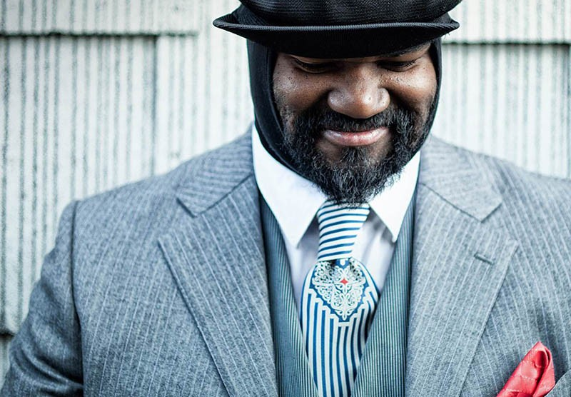 Gregory Porter - COURTESY