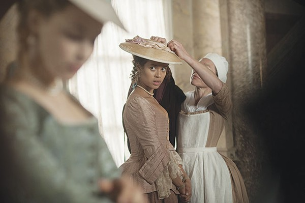 Gugu Mbatha-Raw as Dido in 'Belle' - COURTESY PHOTO