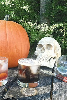 Halloween Cocktails Straight From the Cauldron