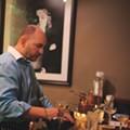 Blue Box Bartender Spills His Secrets Weekly
