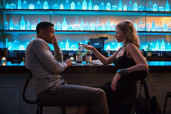 Has former money-maker Will Smith lost his mojo? His latest flick seems to be in line with his recent series of meh productions. - COURTESY