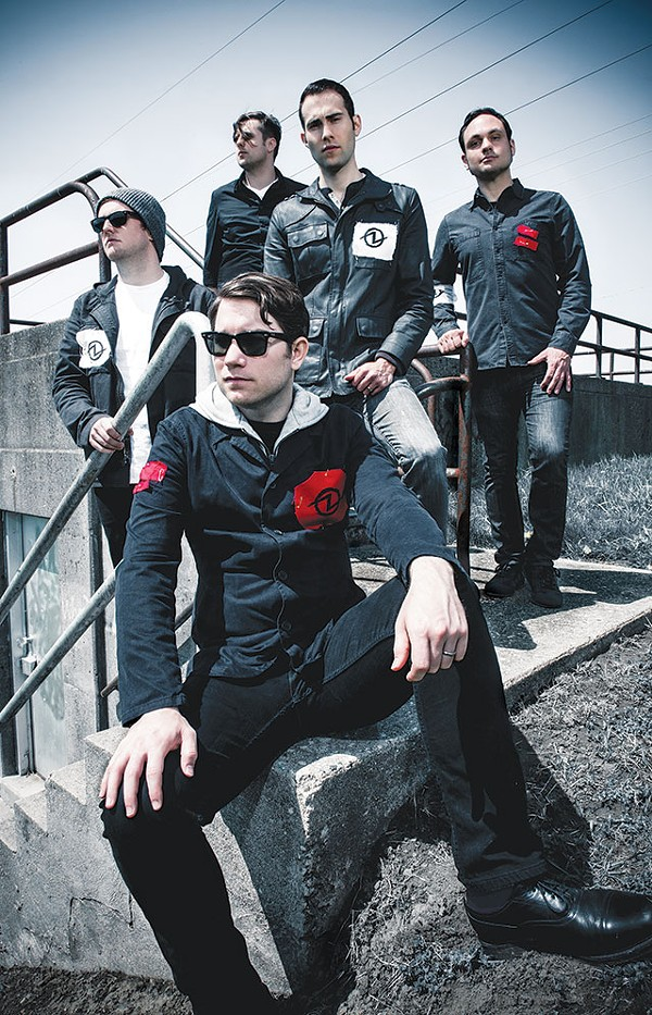 Hawthorne Heights - COURTESY PHOTO