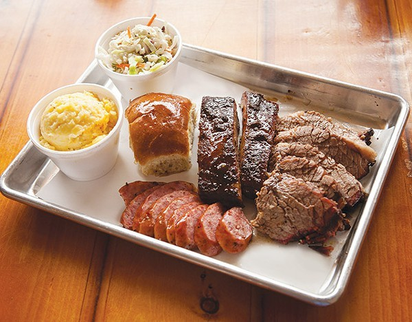 "Head to Smoke Shack during ""Meat Week"" - DAN PAYTON"
