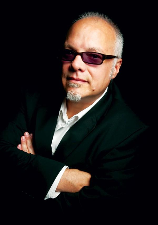 He's a soul man: Curtis Salgado - COURTESY PHOTO