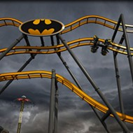Holy Rollercoaster Batman! Fiesta Texas' Newest Ride Delivers Mayhem