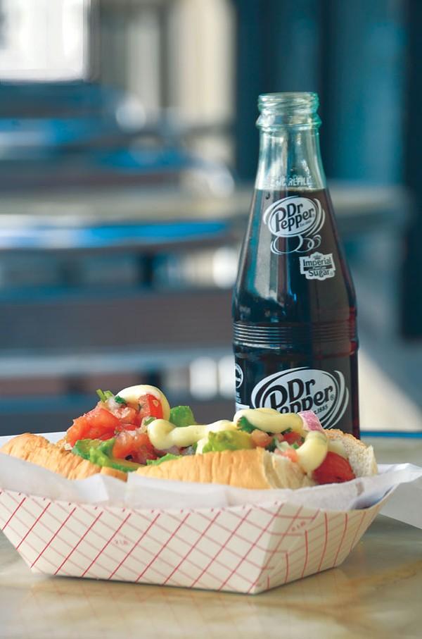 Hot Dog Diego - SCOTT ANDREWS