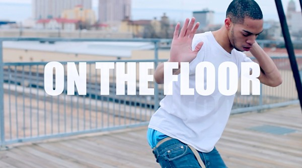 IceJJFish on the Hays bridge - VIA YOUTUBE
