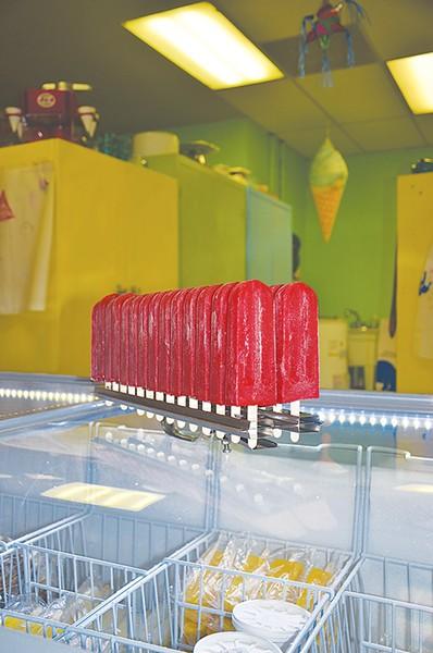 Icy artisan treats at SA Pops - BRYAN RINDFUSS