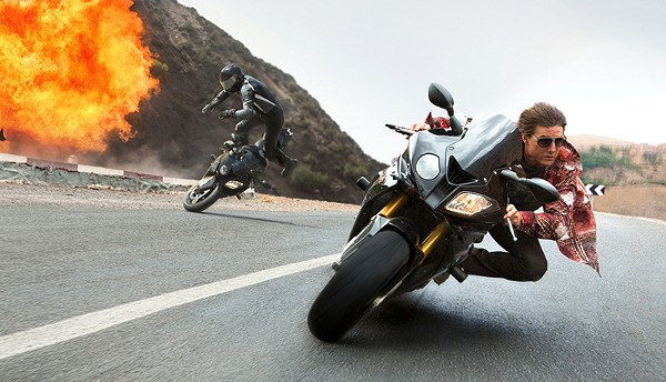 If it's summer, it must be blockbuster time. Fan of sequels? Another Mission Impossible comes out. - COURTESY