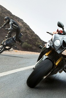 If it's summer, it must be blockbuster time. Fan of sequels? Another Mission Impossible comes out.