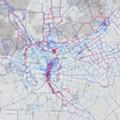 Interactive Map Shows Where We Run and Bike in SA