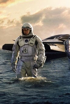 'Interstellar' an Epic Adventure Fueled by Ideas and Optimism