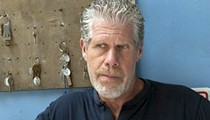 Interview: Ron Perlman on 'Scorpion King 3,' Albert Brooks