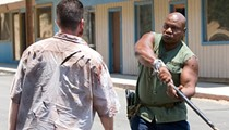 Interview: Ving Rhames fends off zombies, photo-grubbing extras, criticism