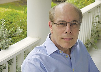 Interview with Glenn Frankel