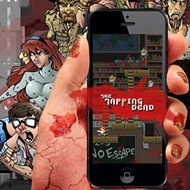 iPhone Game 'The Tapping Dead' Set in SATX