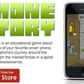 iPhone 'Phone Story' game banned from the App Store