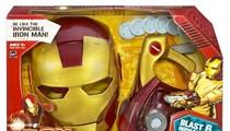 Iron Man Mask and Gauntlet