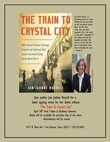 Jan Jarboe Russell-The Train To Crystal City