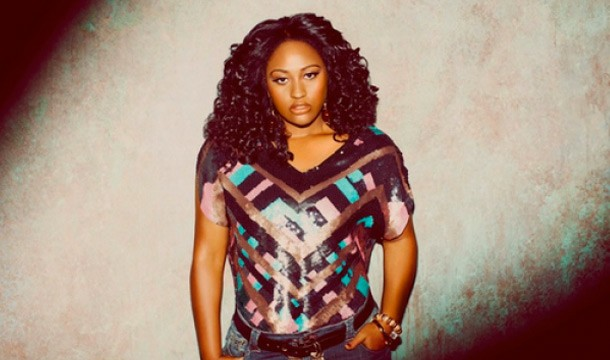 Jazmine Sullivan - COURTESY