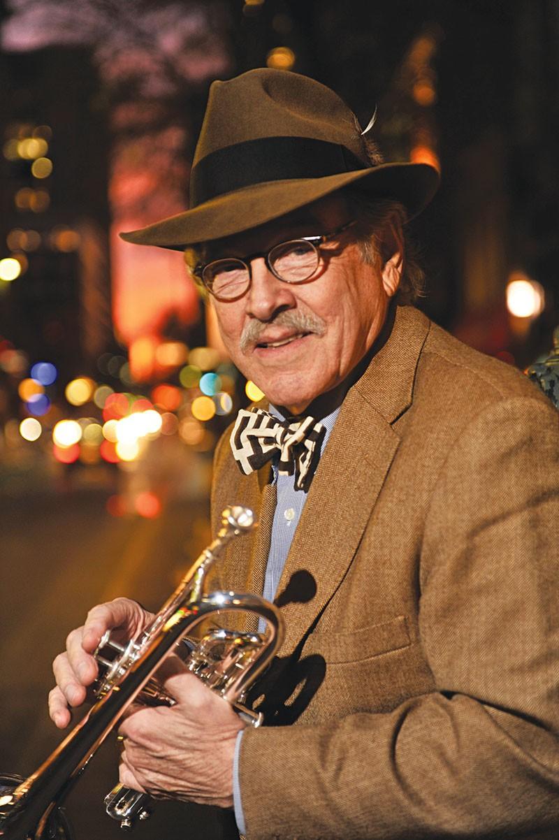 Jazz great Jim Cullum - COURTESY