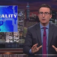 John Oliver Explains Net Neutrality in 13 Hilarious Minutes