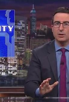 John Oliver Explains Net Neutrality in 13 Hilarious Minutes