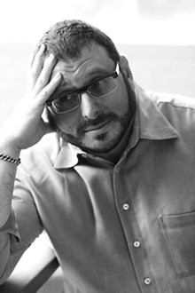 Josh Ozersky, food writer and Meatopia creator