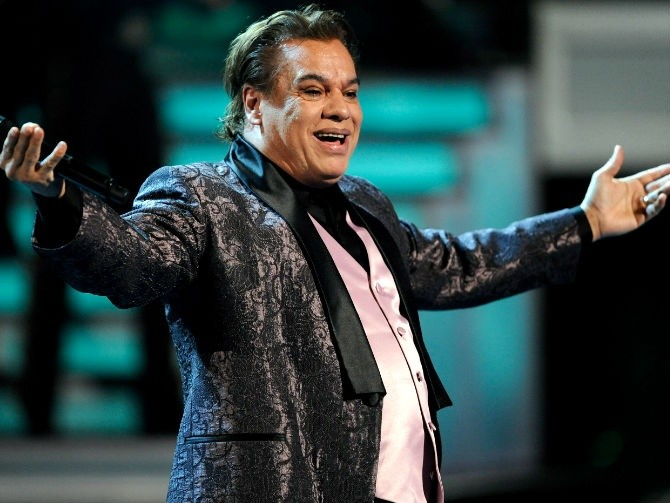 Juan Gabriel - COURTESY