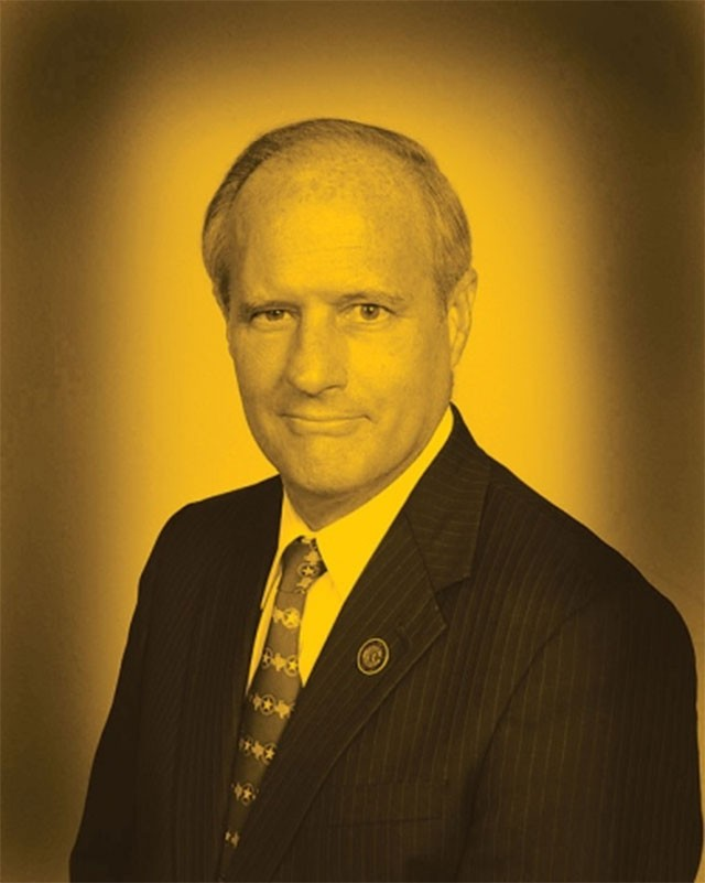 Just County Commissioner Tommy Adkisson - COURTESY PHOTO