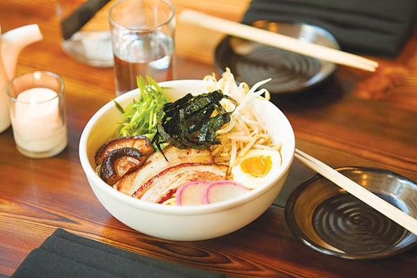 Kimura's ramen - WWW.PAYTONPHOTOGRAPHY.COM