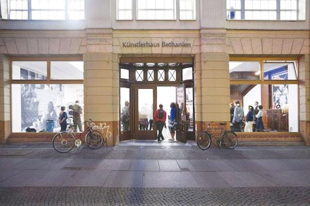 Künstlerhaus Bethanien - COURTESY PHOTO