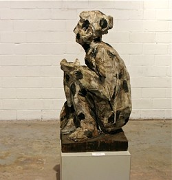 crouching-figure-30-x-18-x-12_-wood-paint-1989-two-worlds-the-millworks-april-2011jpg