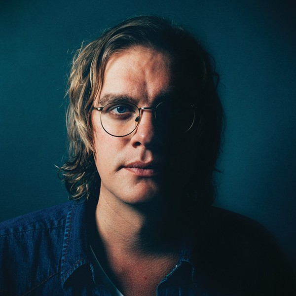 Songwriter Noah Harris plays the Liberty Bar each Tuesday in May - BRIAN MORIARTY