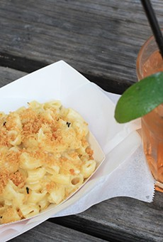 Looking for something other than tacos for late night grub? How about some Southern comfort food?