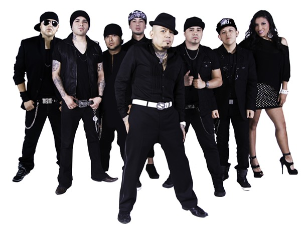Los Kumbia Kings All Starz
