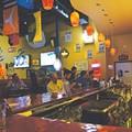 Lost Bar Nails Drunk Food, Sports Bar Vibe
