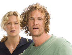 Love me two times, baby: Kate Hudson and Matthew McConaughey rekindle the fuck/fuck-you chemistry in Fool's Gold.