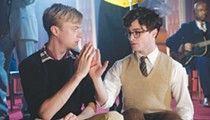 Ginsberg, Kerouac and Burroughs get schooled in 'Kill Your Darlings'