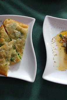 Lunchtime Snob: Azro Afghan Cuisine