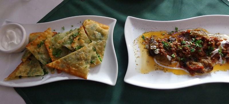 Lunchtime snob azro afghan cuisine restaurants san for Afghan cuisine restaurant