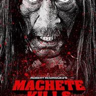 """""""Machete Kills"""" Trailer Reveals Outrageous Cast: Lady Gaga, Sofia Vergara, Antonio Banderas, Charlie Sheen & More"""