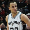 Manu Ginobili in Cavs uniform a nightmare