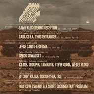 Marfa's New Myths Festival Announces Lineup