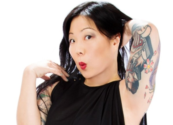 Margaret Cho - PIXIE VISION
