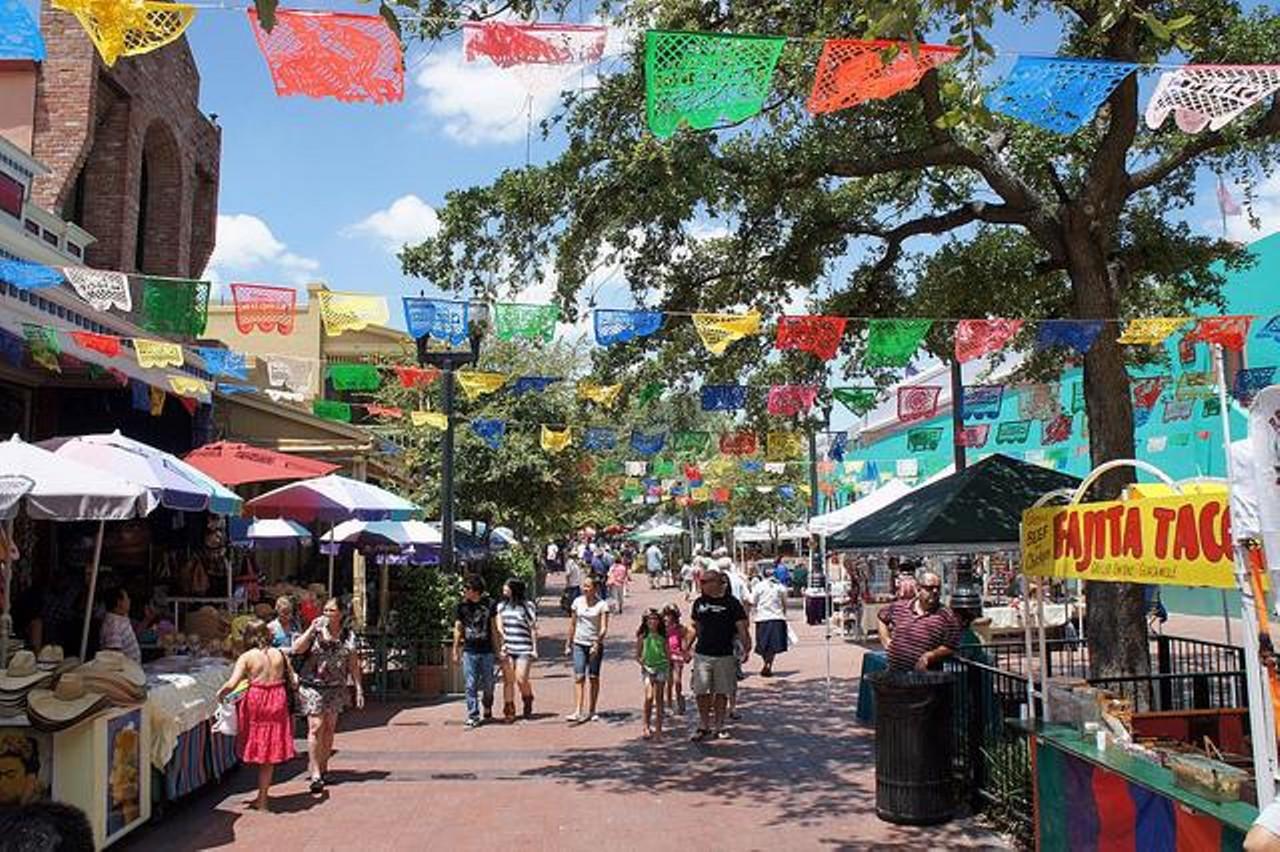 Fiest Food Market In Texas