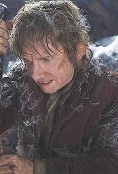 Martin Freeman: Back in the Hobbit