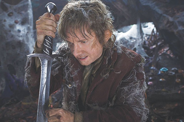 Martin Freeman: Back in the Hobbit - COURTESY PHOTO
